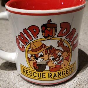 NWT chip and dale disneycoffee mug